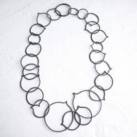 遠藤容子の作品:フキダシのネックレス