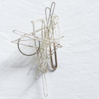 """遠藤容子の作品:Amorphous chain """"不定形のつながり"""""""