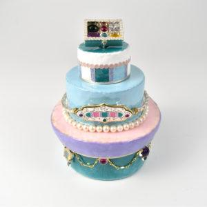 作者:小山 奈穂 作品名・作品ID:ケーキのジュエリーボックス